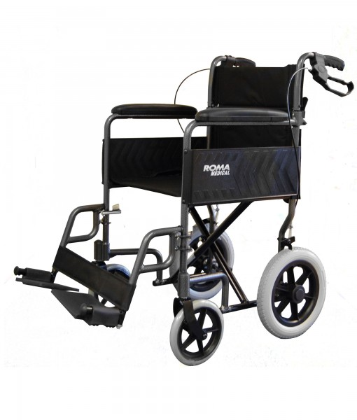 1235 Lightweight Transit Wheelchair