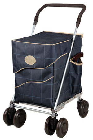 Deluxe Shoppiong Trolley