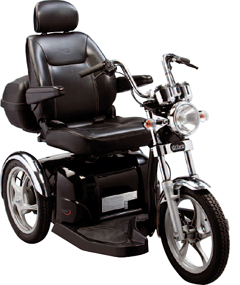 Drive-Medical-Sport-Rider-Scooter