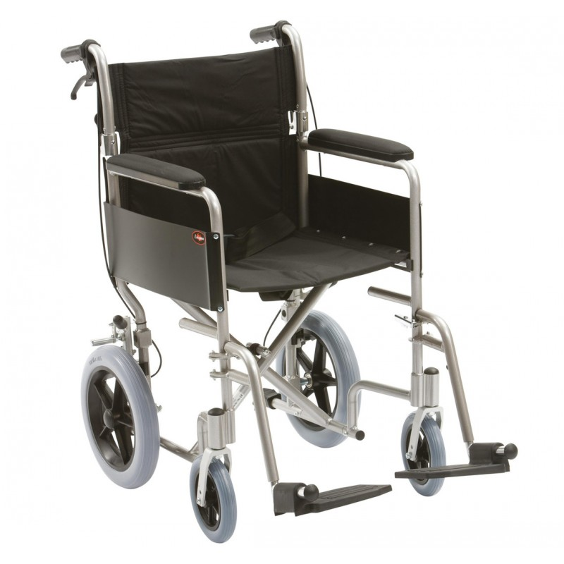 Enigma Lightweight Transit Wheelchair
