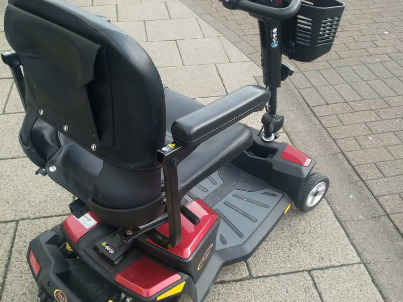 Used Apex Rapid Mobility Scooter