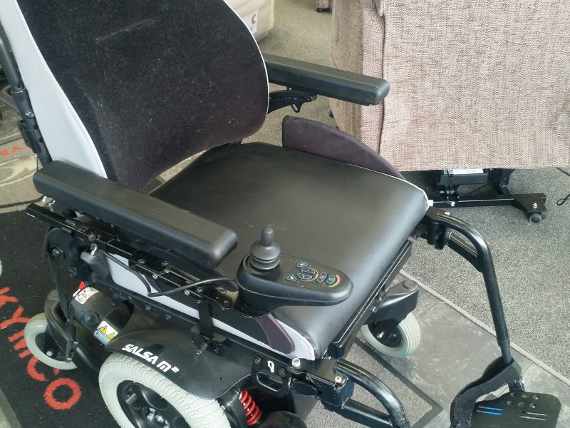 Used Mobility powerchair Salsa m2