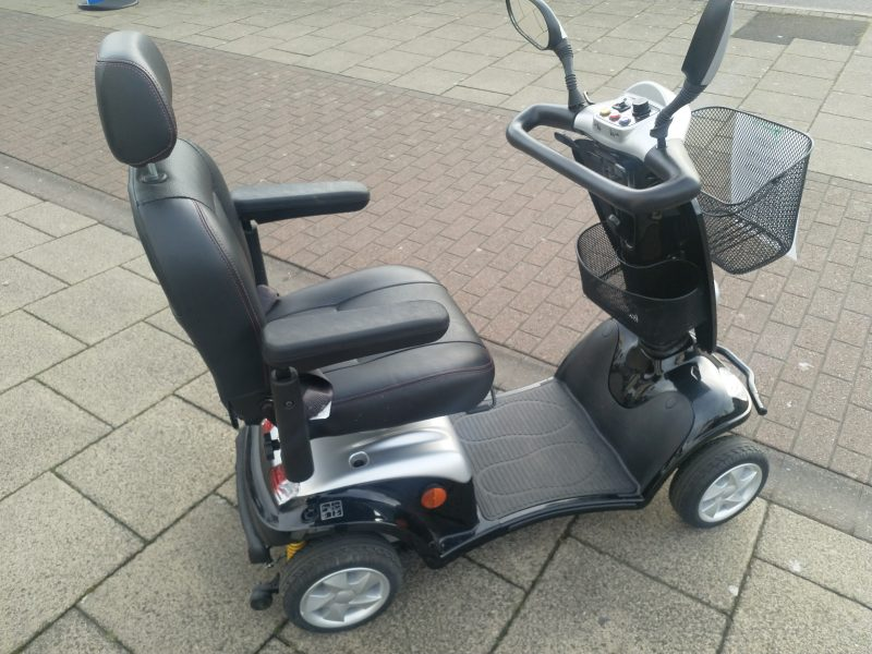 Used kymco midi xls mobility scooter 2