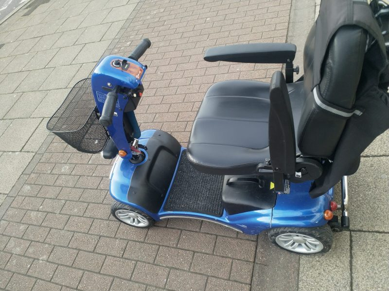 used roma valencia mobility scooter 1